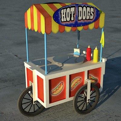 How To Start A Hot Dog Cart