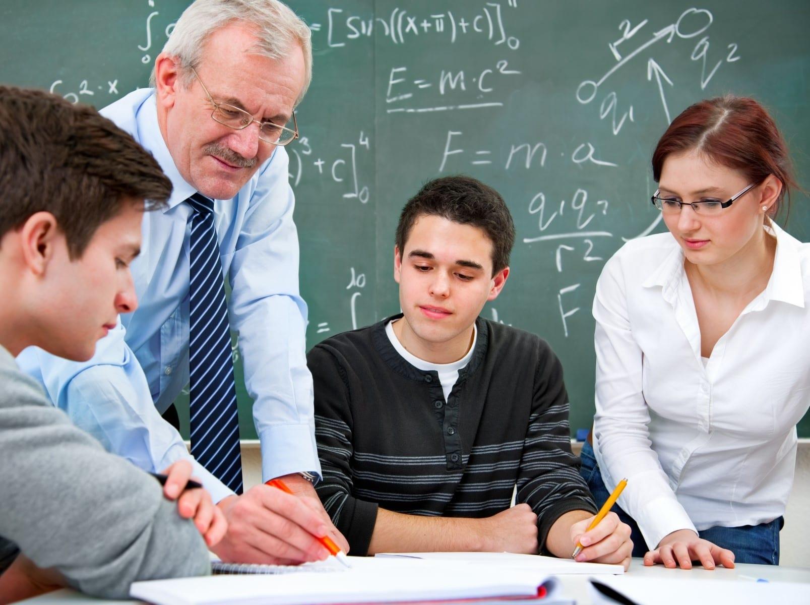 mathematics-teacher